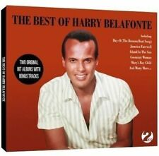 The Best of Harry Belafonte [Not Now] New CD