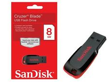 Embroidery Blank USB Memory Stick 8GB Janome Brother Singer Husqvarna Pfaff NEW