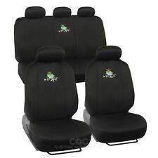 Cute Frog Seat Cover for Car SUV Front & Rear Set