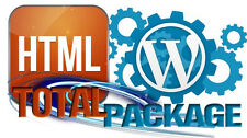 Wordpress Themes and HTML Templates on 1 CD