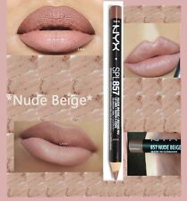 NYX  SLIM LIP LINER PENCIL **Nude Beige* SPL 857 New&authentic