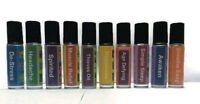 Essential Blends Roll On 100% Pure  Essential Oils Buy 3 get 1 FREE with bag