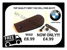 Genuine Bmw Leather Case Key Holder Fob Cover All BMW'S Best Quality Amazing Buy
