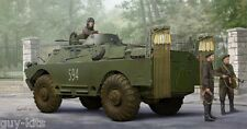 VEHICULE BLINDE SOVIETIQUE BRDM-2 NBC - KIT TRUMPETER 1/35 n° 05513