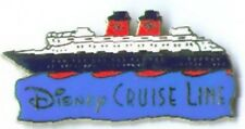 Disney Pin: Disney Cruise Line DCL Ship