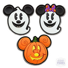 Disney Parks Mickey and Minnie Mouse Halloween MagicBandits Set Magic Bandits