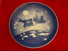 2001 Millenium Plate by Royal Copenhagen