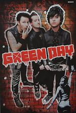 GREEN DAY - A3 Poster (ca. 42 x 28 cm) - Clippings Fan Sammlung NEU