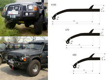 4x4 Offroad UNIVERSAL WHEEL TRIM ARCH EXTENSIONS  FENDER FLARES 5cm 2 inch  K50