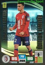 SEBASTIEN CORCHIA FRANCE LILLE.OSC LOSC LIMITED EDITION ADRENALYN 2017 PANINI