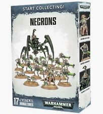Start Collecting! NECRONS-New Games Workshop Warhammer 40K -LAST One+Ships FAST!