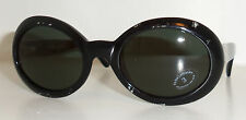 JF Rey Sandro Black / Silver 0005 Sunglasses 53/22 138 (NEW WITHOUT CASE)