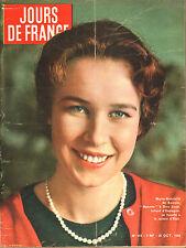 JOURS DE FRANCE N°310 marie gabrielle de savoie pascale petit francois de france
