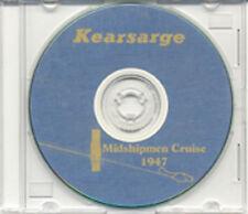 USS Kearsarge CV 33  CRUISE BOOK 1947  on CD  RARE Navy