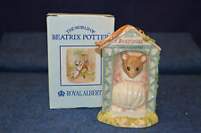 ROYAL ALBERT BEATRIX POTTER MISS DORMOUSE BOXED BP-6a