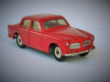 DINKY TOYS MECCANO ENGLAND VINTAGE DIECAST VOLVO 122S (STEERING) No.184 1961-64