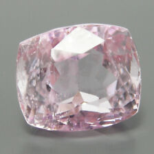 KUNZITE  NATURALE INTRATTATA CT. 7,16 VVS IF  CUSCINO  AFGHANISTAN
