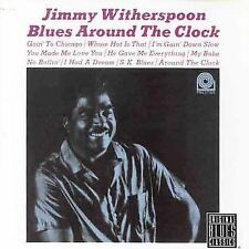 Witherspoon, Jimmy, Blues Around the Clock, Excellent