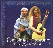 Christmas Tapestry - East Meets West by