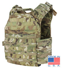 CONDOR US1020-008 Tactical MOLLE Cyclone Lightweight Plate Carrier Vest Multicam