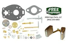 JOHN DEERE 1010 TRACTOR MAJOR CARBURETOR KIT & FLOAT MARVEL TSX860 CARB