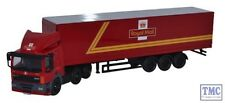 76DAF001 Oxford Diecast 1:76 Scale DAF 85 40ft Box Trailer Royal Mail