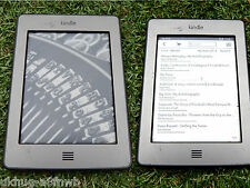 """AMAZON Kindle Touch D01200 4th Generation 4GB Wi-Fi 6"""" E-Ink Screen E-Reader"""