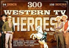 ROGERS,ROY-WESTERN TV HEROES 2: 300 EPISODE COLLECTION SXS  DVDBL NEW