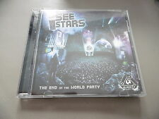 *NEW* I SEE STARS : THE END OF THE WORLD PARTY CD ALBUM11 TRACK 2011 SUMERIAN