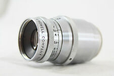 "Bell & Howell 2"" f/3.5 TELATE lens, C mount for 16mm movie or digital"