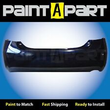 2007 2008 2009 2010 Toyota Camry 4 Cyl Rear Bumper Painted 8T5 Blue Ribbon Met