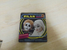 "Vintage PAAS Halloween Makeup Activity Kit ""Spooky Skull""-""Ghastley Ghost"""