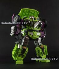 Transformers Toy Generation GT-1E DumpTruck Decepticons Devastator Long Haul New