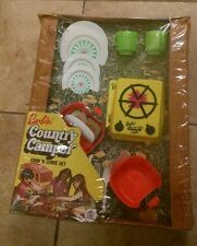 Barbie Country Camper Cook 'N Serve Set, MISP!  1970's  WOW!  RARE!