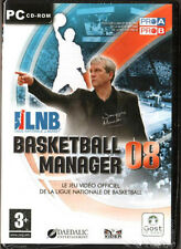 11866 // LNB BASKETBALL MANAGER 08 POUR PC NEUF SOUS BLISTER