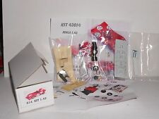 FERRARI 312 P 24H DAYTONA 1971 #21 N.A.R.T. M.G.ATELIER CAR MODEL 1/43 KIT014