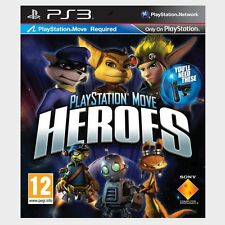 Ratchet and Clank: Heroes Playstation Move PS3 Game Brand New For Playstation 3
