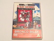 BRONCO BILLY - CLINT EASTWOOD CLASSICS - UK RELEASE