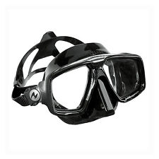 Aqualung LOOK HD immersioni subacquee maschera TECHNISUB NERO 02uk