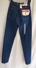 Vintage Guess Marciano Skinny Denim Jeans 80s 90s High Waist Mom NOS Sz 29 26x33