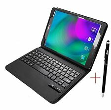 Samsung Galaxy Tab S2 9.7 Keyboard case, KuGi Ultra-thin Detachable Bluetooth /