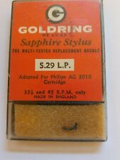 Quality Goldring Replacement Record Stylus fits Philips AG3010
