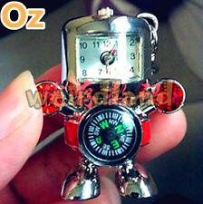 Watch Compass Robot USB Stick, 8GB Full Metal Quality USB Flash Drives WeirdLand