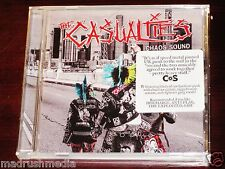 The Casualties: Chaos Sound CD 2016 Season Of Mist Records SOM 368 NEW