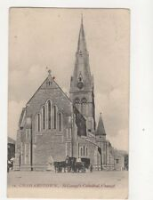 Grahamstown St Georges Cathedral South Africa 1906 Postcard 143b