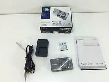 * Sony Cyber-shot DSC-W570 16.1 MP Digital Camera, Silver