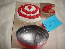 Three-Tier Cake Mold Non-Stick Pan Makes 3 Layer Cake Spectacular Dessert Recipe