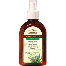 GREEN PHARMACY Haar Spray Spülung Elixier gegen Haarausfall 250ml