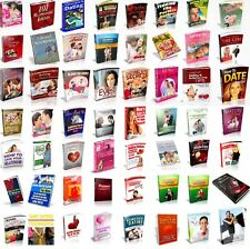 68 Dating &  Relationship EBOOKS Collection +3454  PLR Articles on CD PDF RESELL