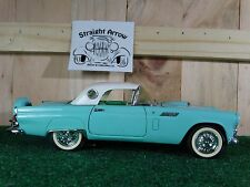 Franklin Mint 1956 Ford Thunderbird Coupe Convertible 1:24 Scale Diecast Car